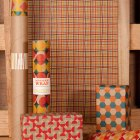 Mid-Century Modern Gift Wrap | Norman's Printery