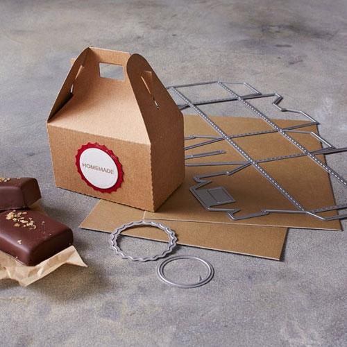 Treat Box and Label Dies | Williams Sonoma