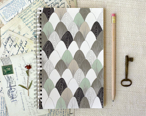 Plucked Notebook | Wit & Whistle