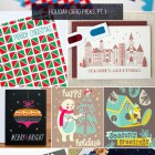 Holiday Card Picks, Pt. 1 as seen on papercrave.com