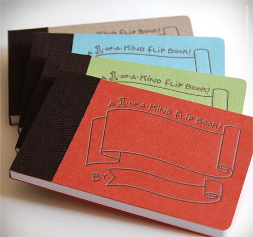 Draw-Your-Own Flip Books   Inkello