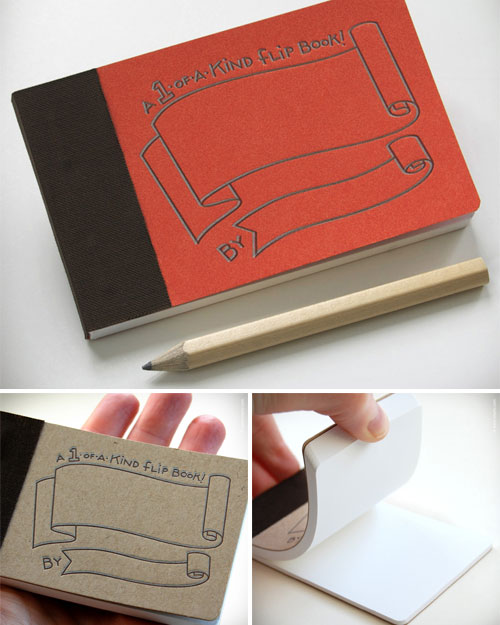 Draw-Your-Own Flip Books | Inkello