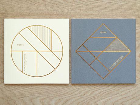 Foil Grid Notebooks | Present & Correct