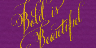 Belluccia Font by Correspondence Inc