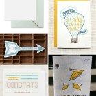 Happy Graduation Cards, Pt. 1 as seen on papercrave.com