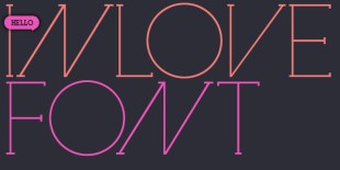 Inlove Font by Sudtipos