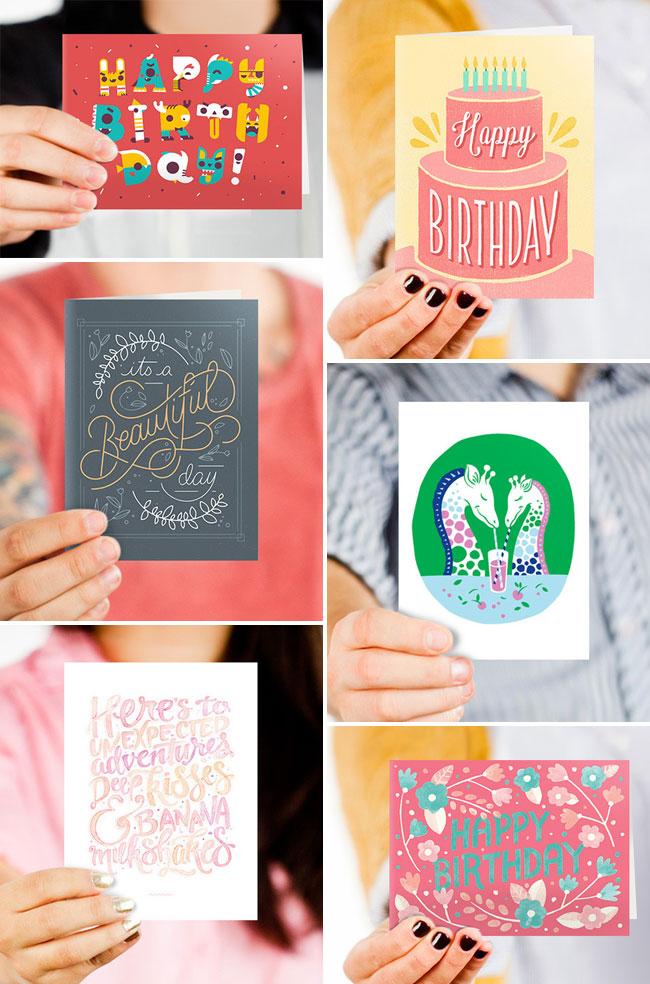 Help Ink Greeting Cards