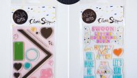 Hand Drawn Stamp Sets | Ashley Goldberg #stamping #cardmaking