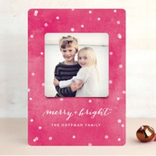 Snowy & Bright Holiday Photo Cards