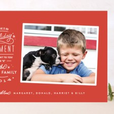 This Holiday Moment Photo Cards