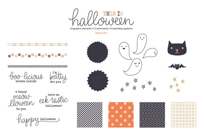 This Is Halloween Commercial Vector Clip Art