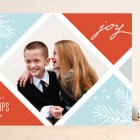 Winter Joy Holiday Photo Cards