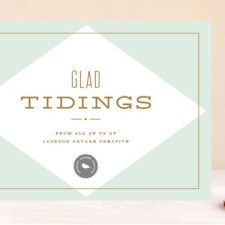 Diamond Business Holiday Cards