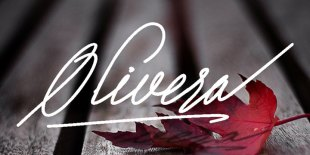 Olivera Font by Groen