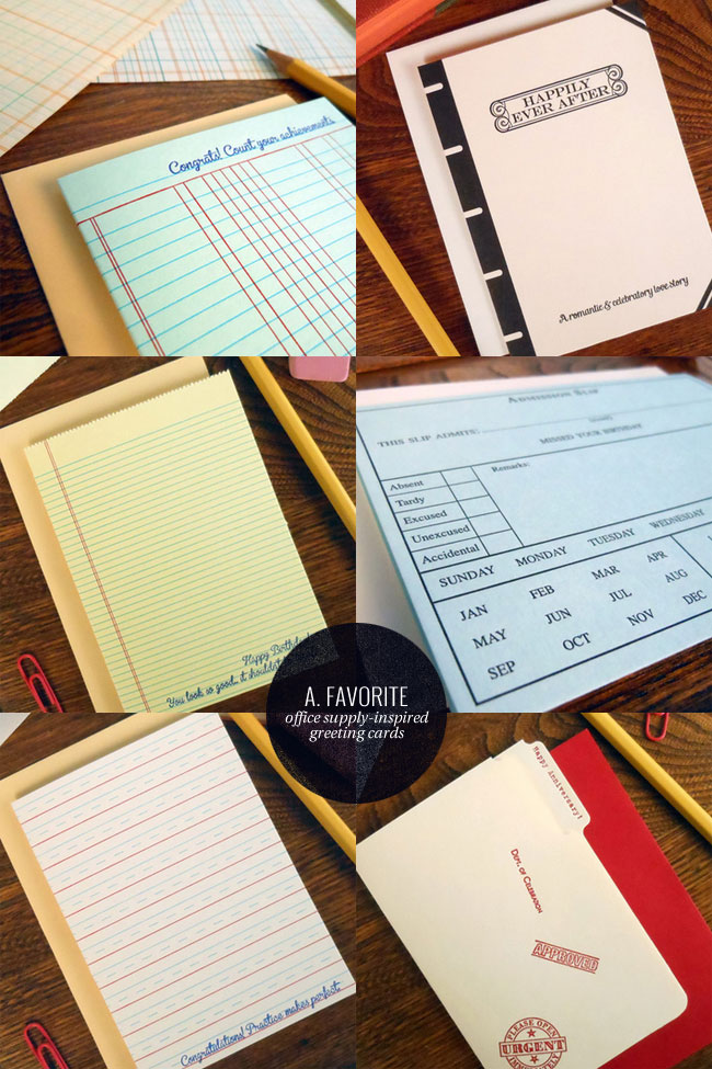 http://i0.wp.com/papercrave.com/wp-content/uploads/2015/04/a-favorite-office-supplies-cards.jpg?resize=650%2C975