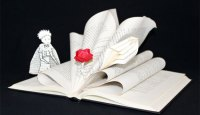 Lovely Altered Book Art by Marielle JL