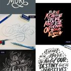 Hand Lettered Love #143