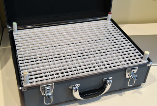 Copic Marker Storage Art Case With Diy Inserts Paper Cuts