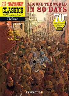 Classics Illustrated Deluxe Vol. 7