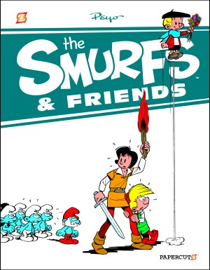 Smurfs & Friends Vol 1 cover