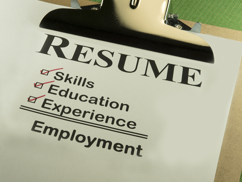 Resume Writing Advice for Job Seekers Papers-Land - resume writing advice
