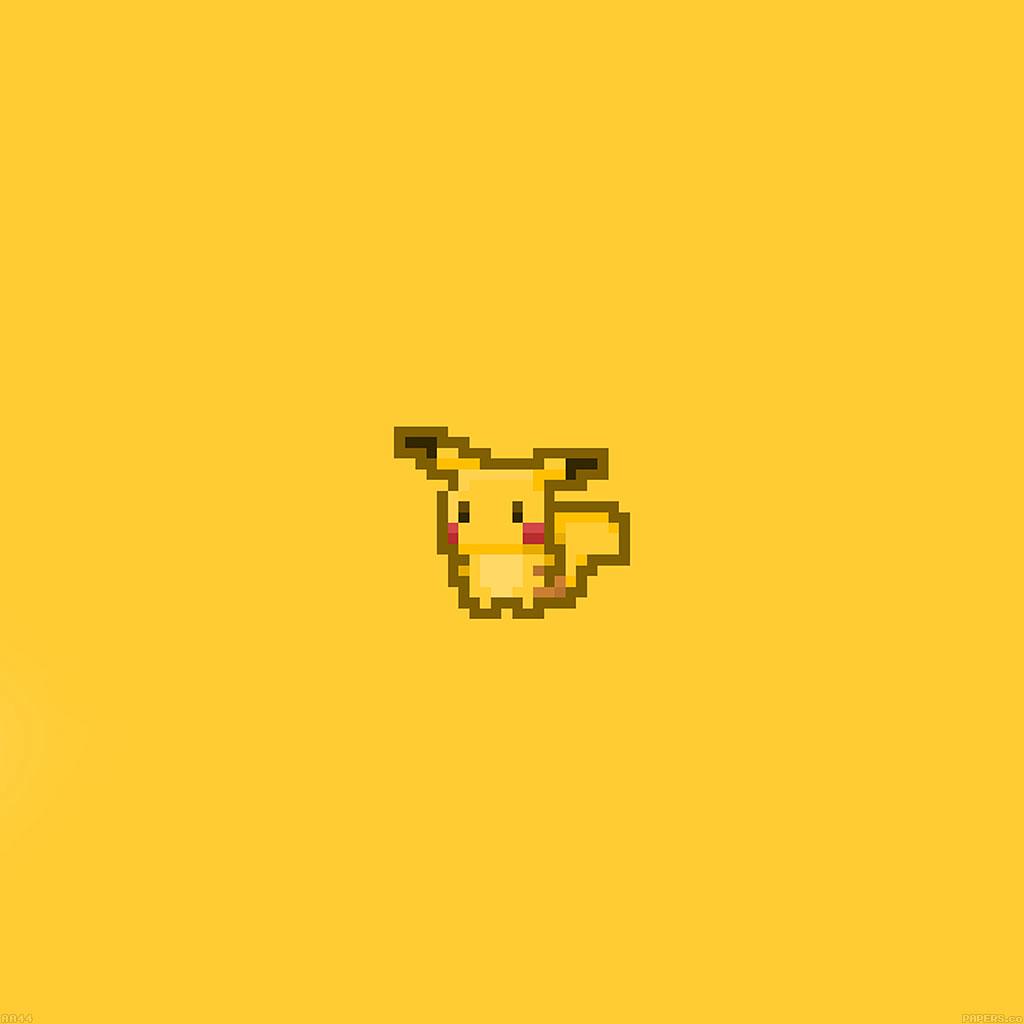 Cute Pikachu Iphone 5 Wallpaper Ipad Retina
