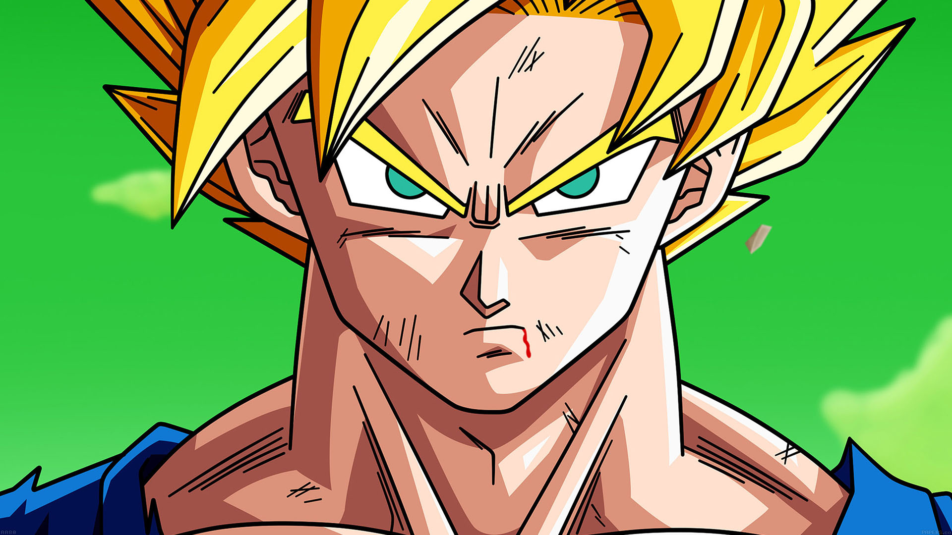 Fall Live Wallpaper Android Aa80 Wallpaper Dragon Ball Goku By Bejitsu Illust Papers Co
