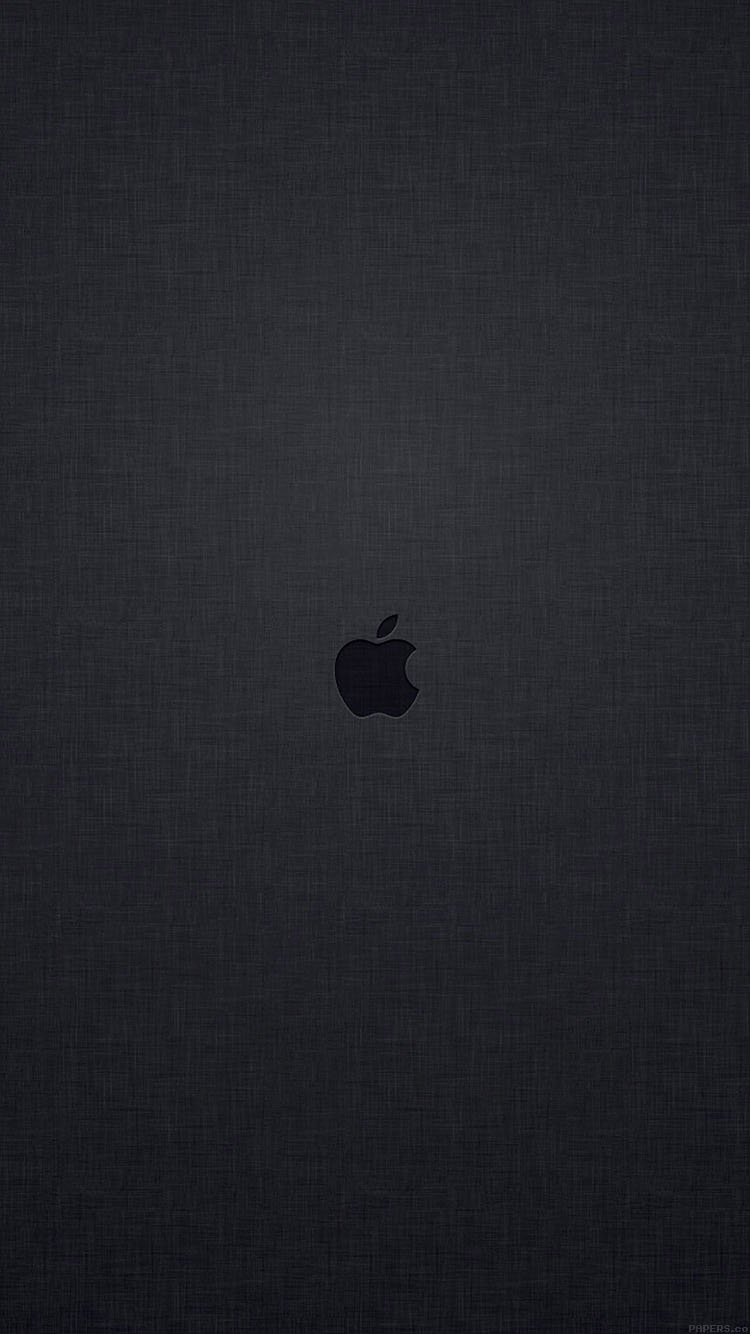 Iphone 6 Plus Black Wallpaper Ab28 Wallpaper Tiny Apple Logo Dark Wallpaper
