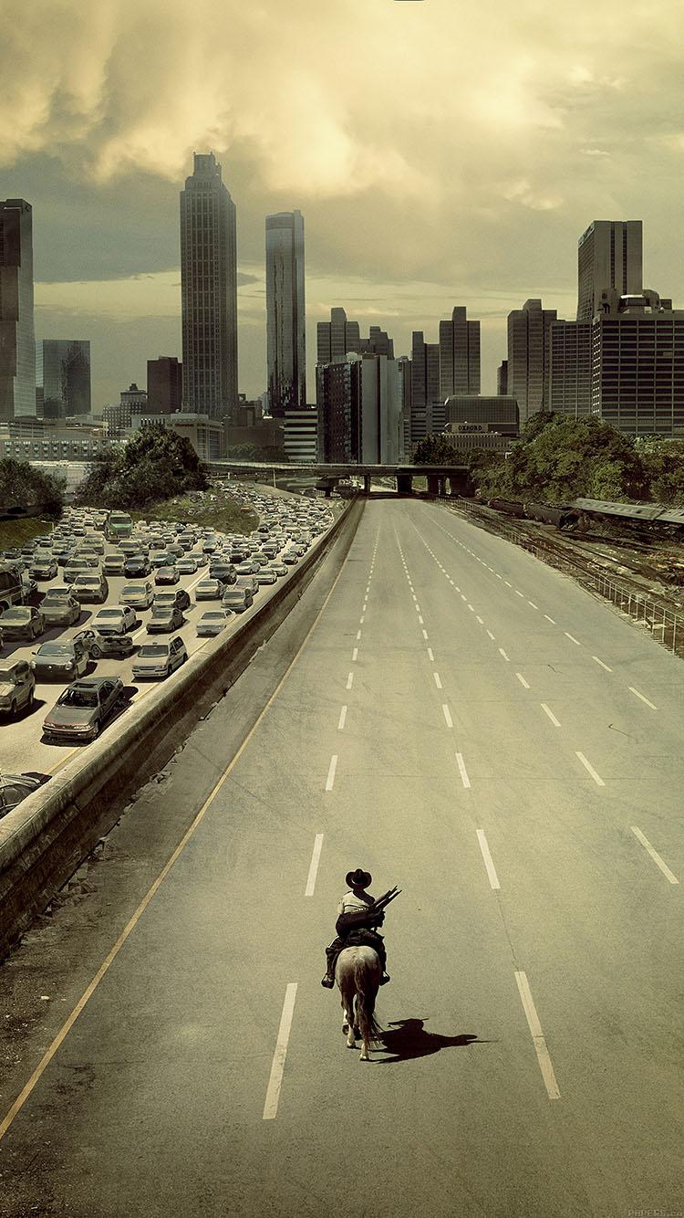 Pattern Iphone 5 Wallpaper Ab34 Wallpaper Walking Dead City Film Papers Co