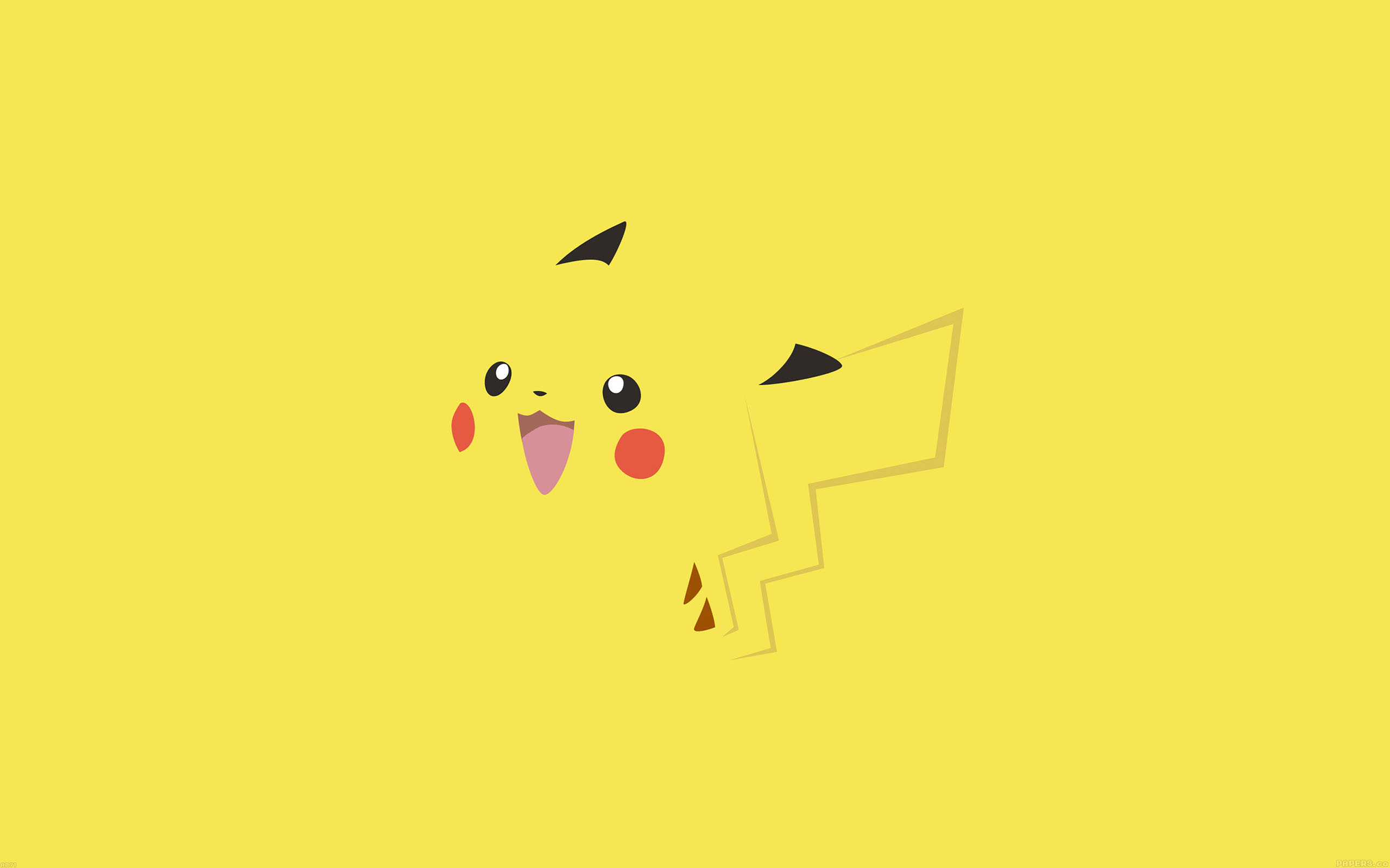 Cute Pokemon Iphone 5 Wallpaper Ab71 Wallpaper Pikachu Yellow Anime Papers Co