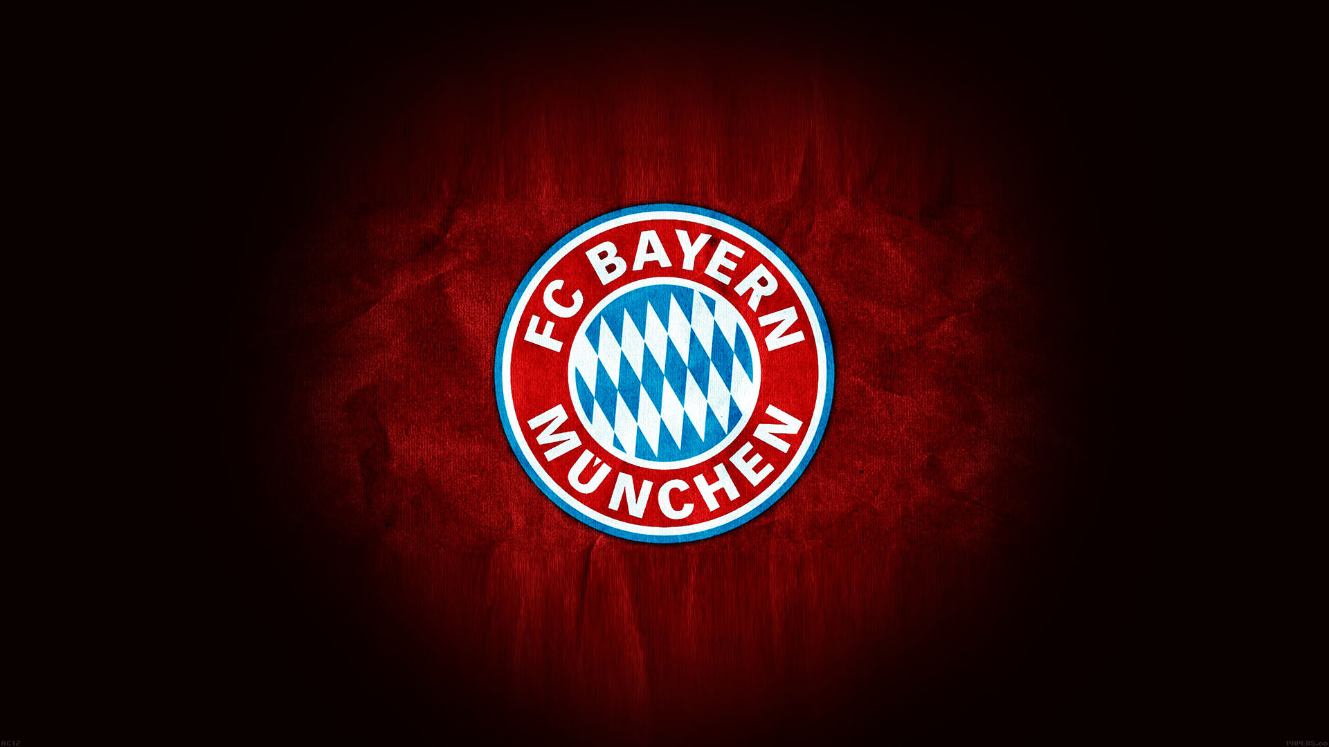 Manchester United Iphone Wallpaper Hd Ac12 Wallpaper Bayern Munchen Soccer Team Football Papers Co