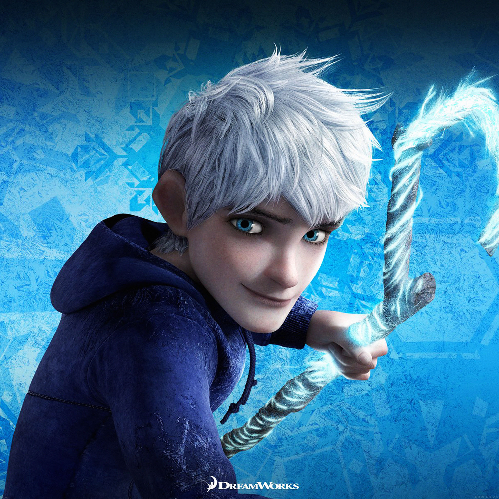 Iphone 5 Fall Wallpaper Freeios7 Ac36 Wallpaper Rise Of The Guardians Jack Frost
