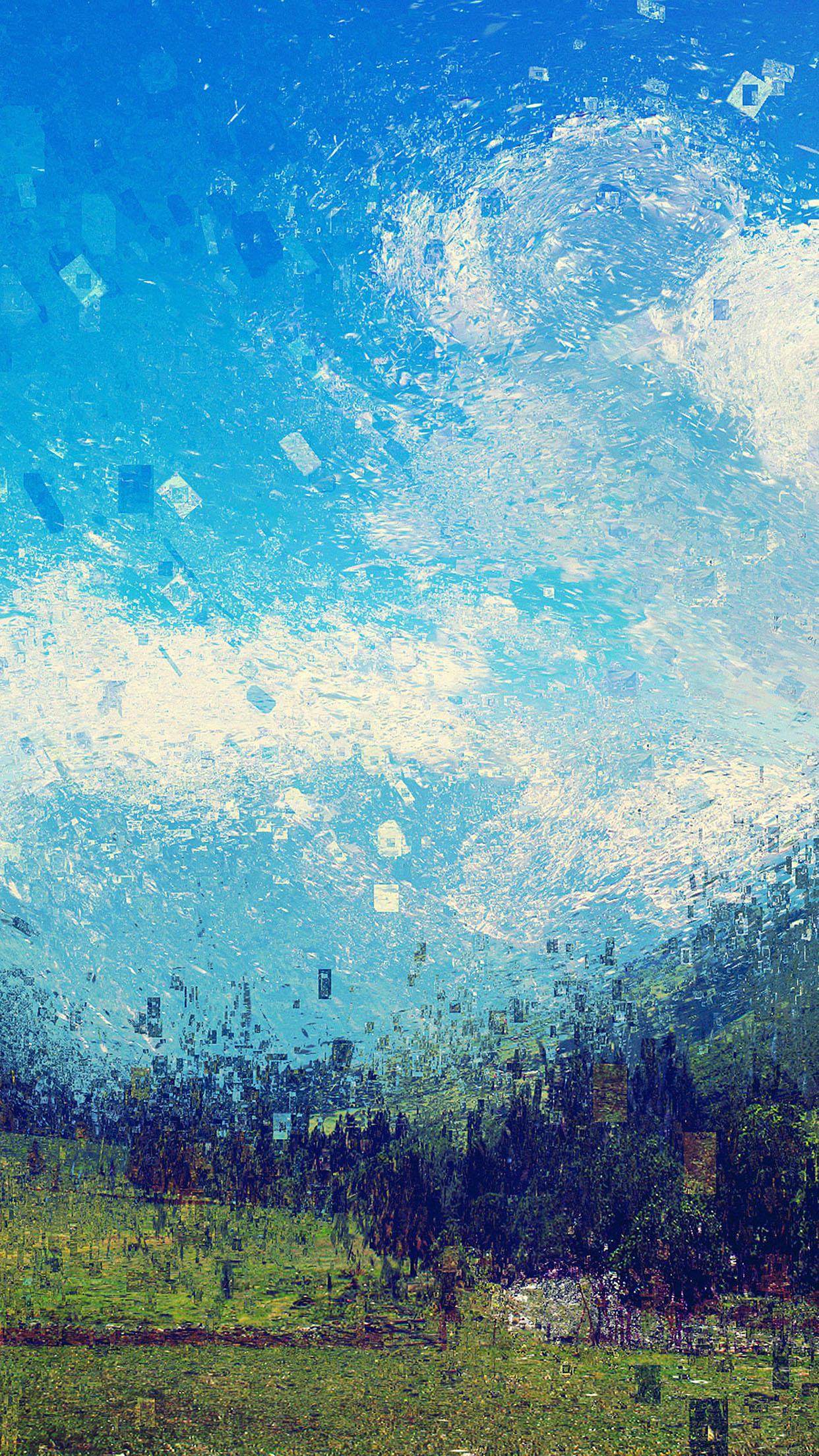 Iphone 7 Wallpaper Default Ac42 Wallpaper April Love Paint Art Papers Co