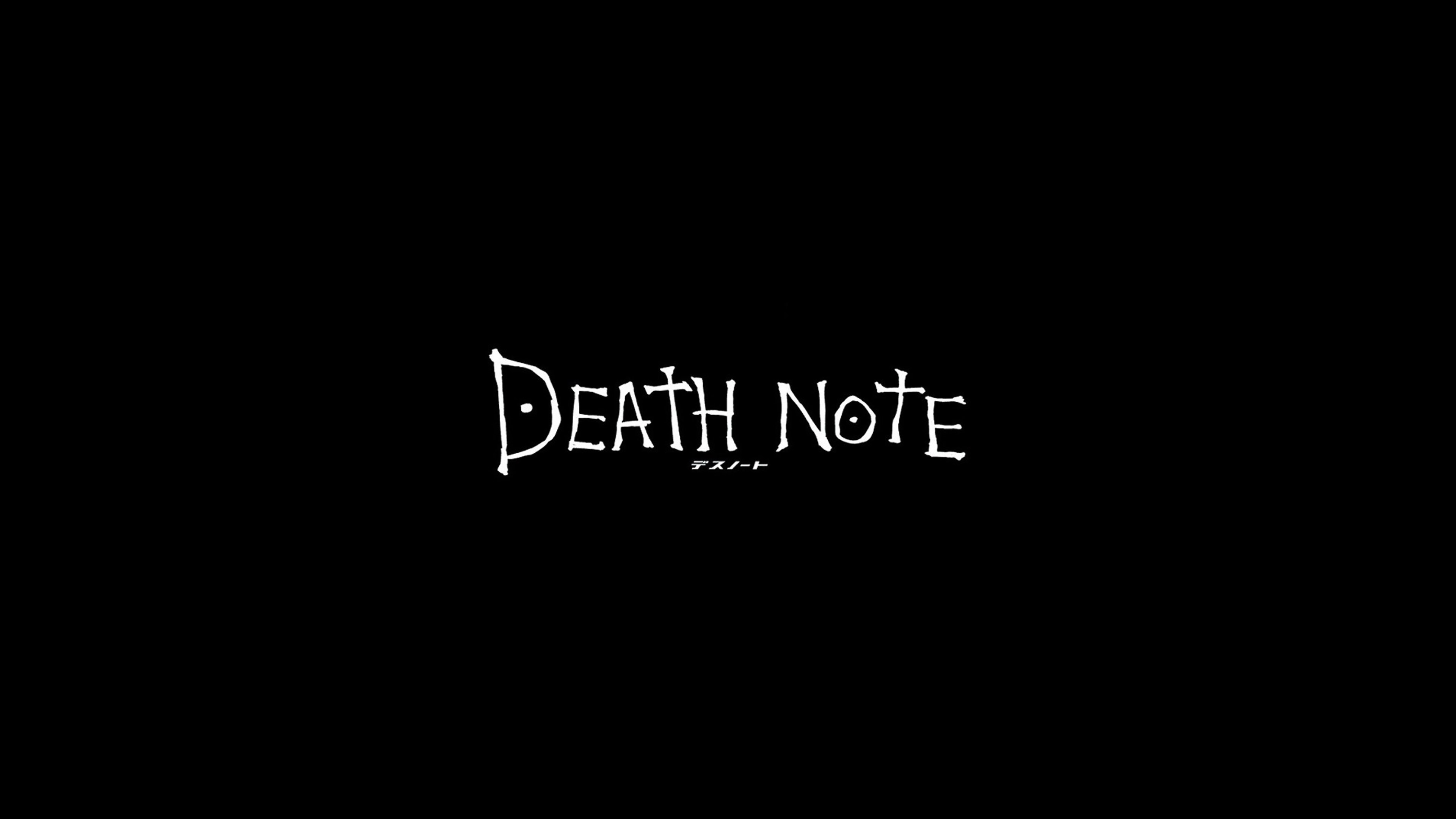 Pc Cartoon Fall Wallpapers Ac77 Wallpaper Death Note Cartoon Illust Minimal Papers Co