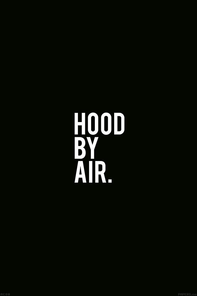 The Sopranos Iphone Wallpaper Freeios7 Ac80 Wallpaper Hood By Air Logo Minimal