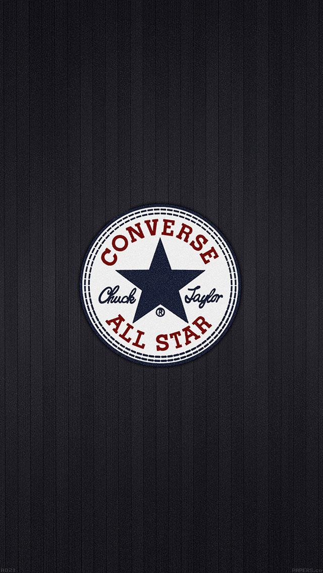 Joker Wallpaper Iphone Ad21 Converse Allstar Logo Papers Co
