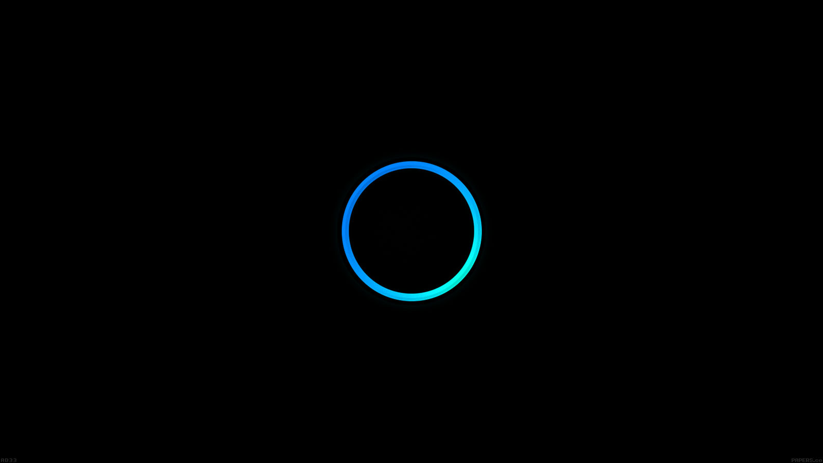 Iphone 6 Plus Fall Wallpaper Wallpaper For Desktop Laptop Ad33 One Circle Omni Blue
