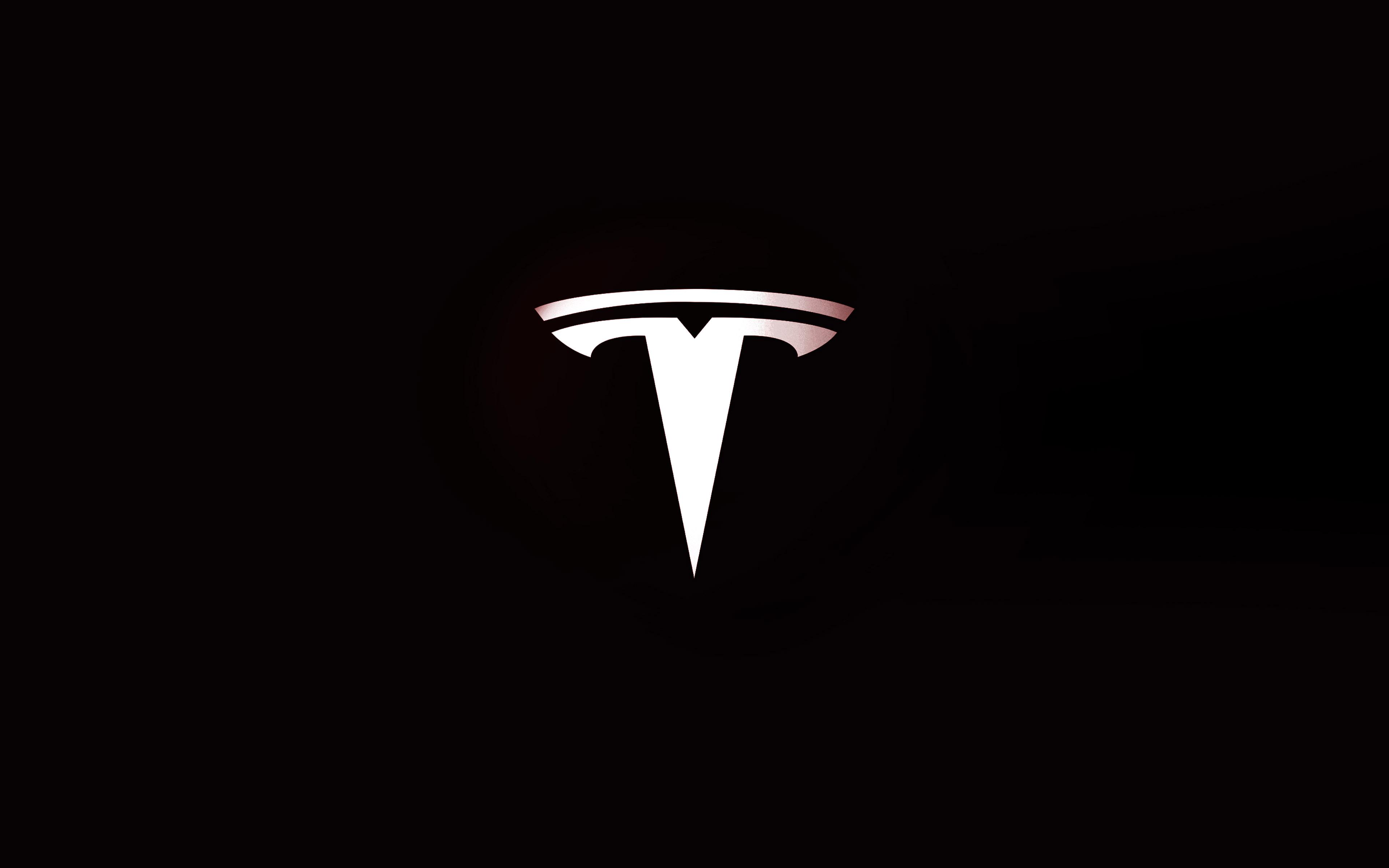 3d Parallax Wallpaper Pro Af30 Tesla Motors Logo Art