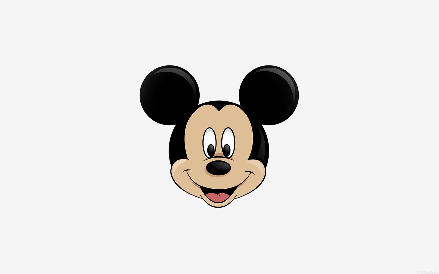 Classic Car Wallpaper Iphone Ag30 Mickey Mouse Logo Disney Papers Co
