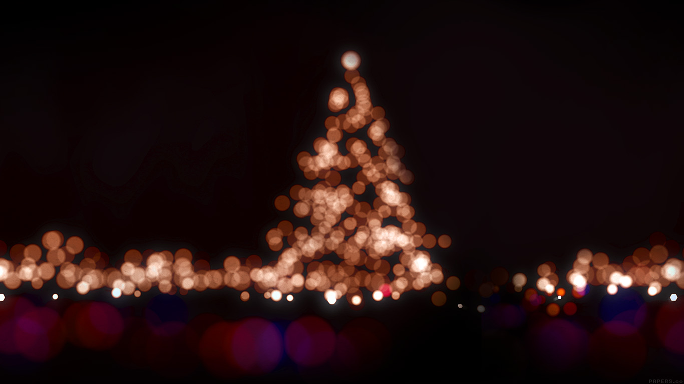 Classic Iphone Wallpaper For Iphone X Ah38 Christmas Lights Bokeh Love Dark Night Papers Co