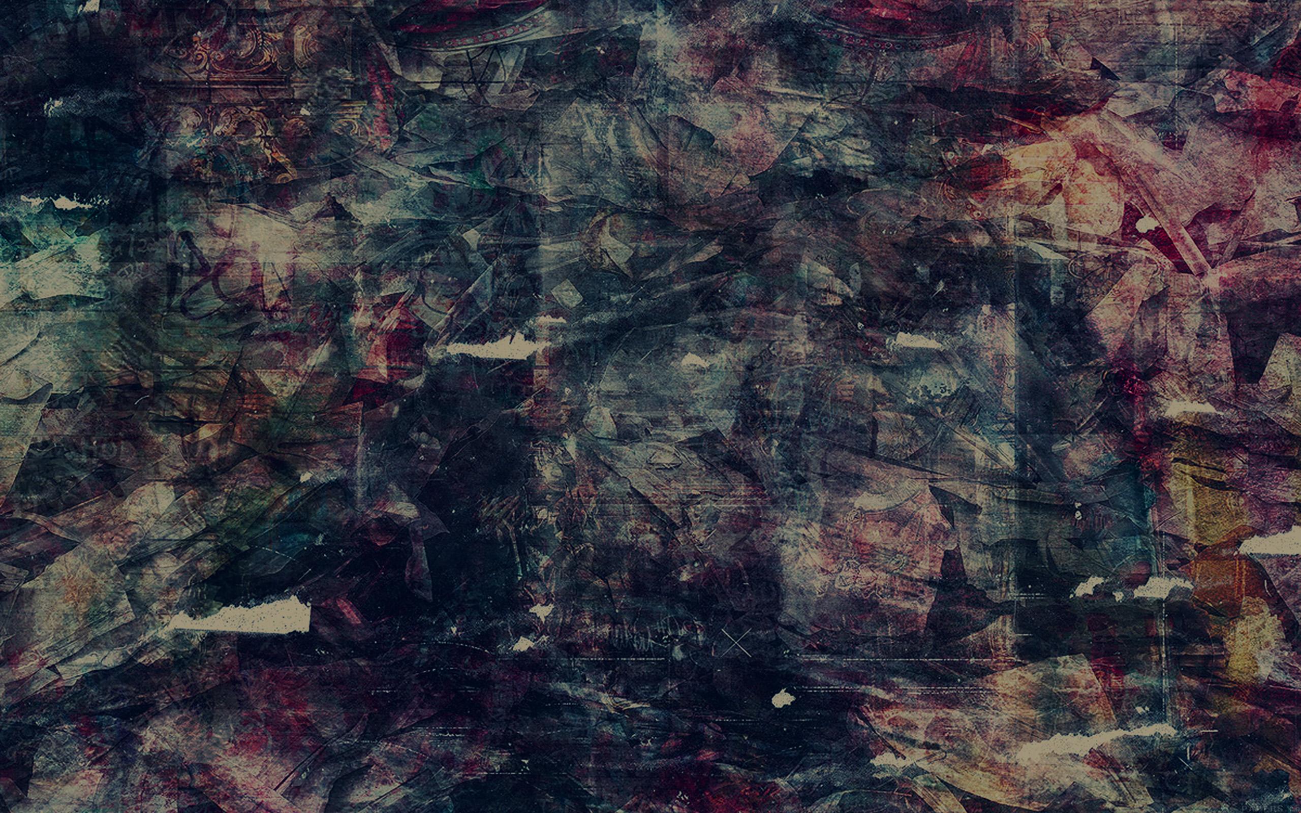 Iphone Wave Wallpaper Al31 Wonder Lust Art Illust Grunge Abstract Dark Papers Co