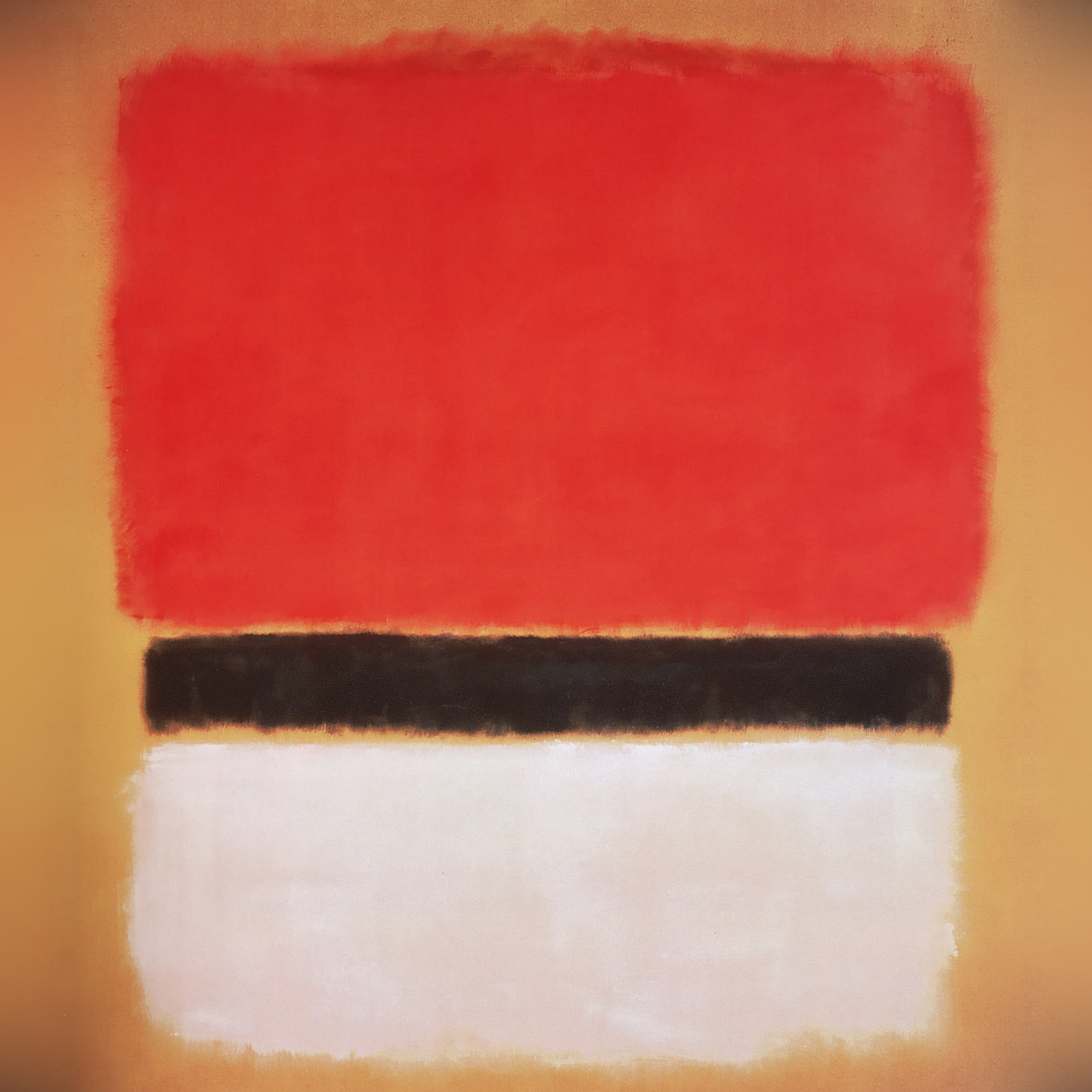 Pattern Wallpaper Iphone 5 Al67 Red Black White Rothko Mark Paint Style Art Classic