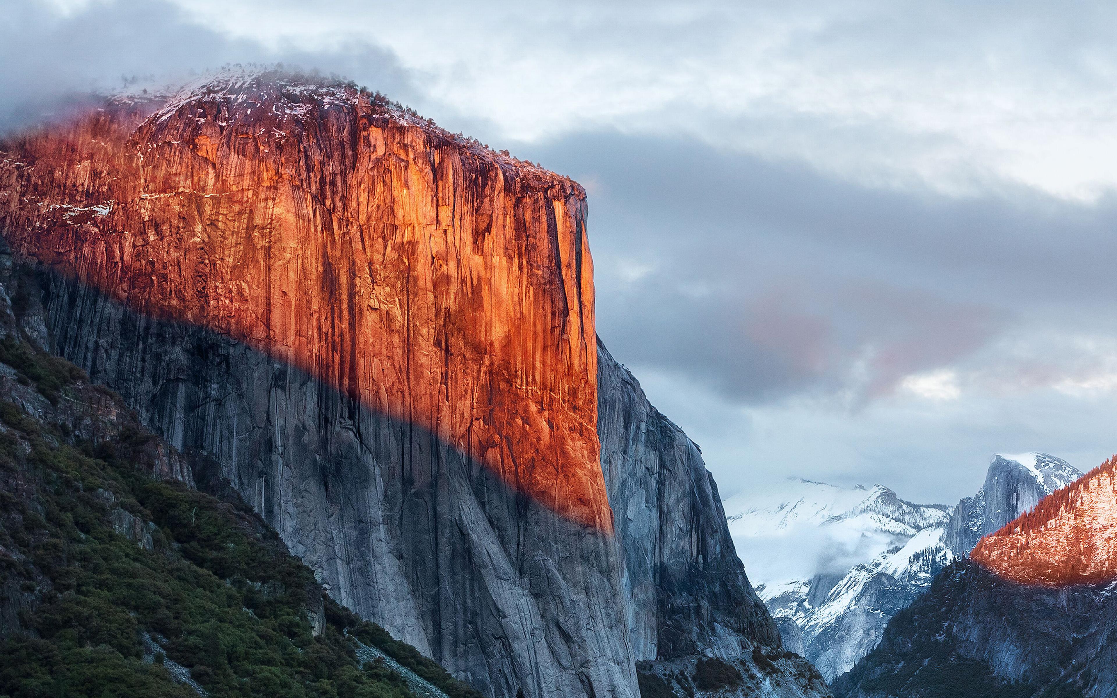 Iphone X Default Wallpaper Am86 Apple El Capitan Osx Mac Mountain Wwdc Nature Papers Co