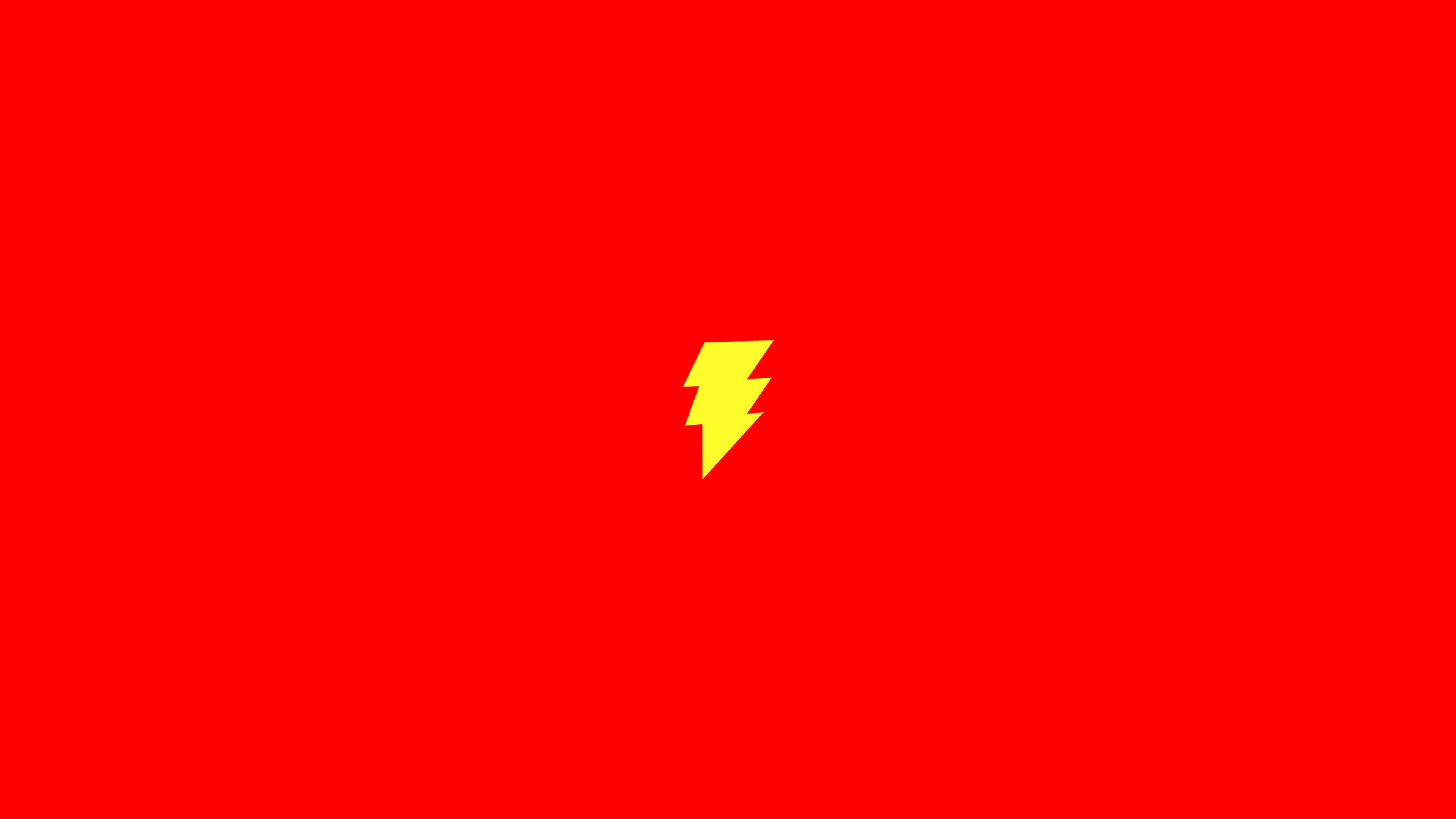 Minimalist Fall Wallpapers An12 Flash Comic Hero Minimal Red Art Logo Papers Co