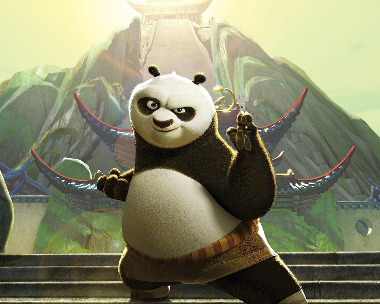 Hd Cute Panda Wallpaper An47 Kungfu Panda Dreamworks Animation Art Cute Papers Co