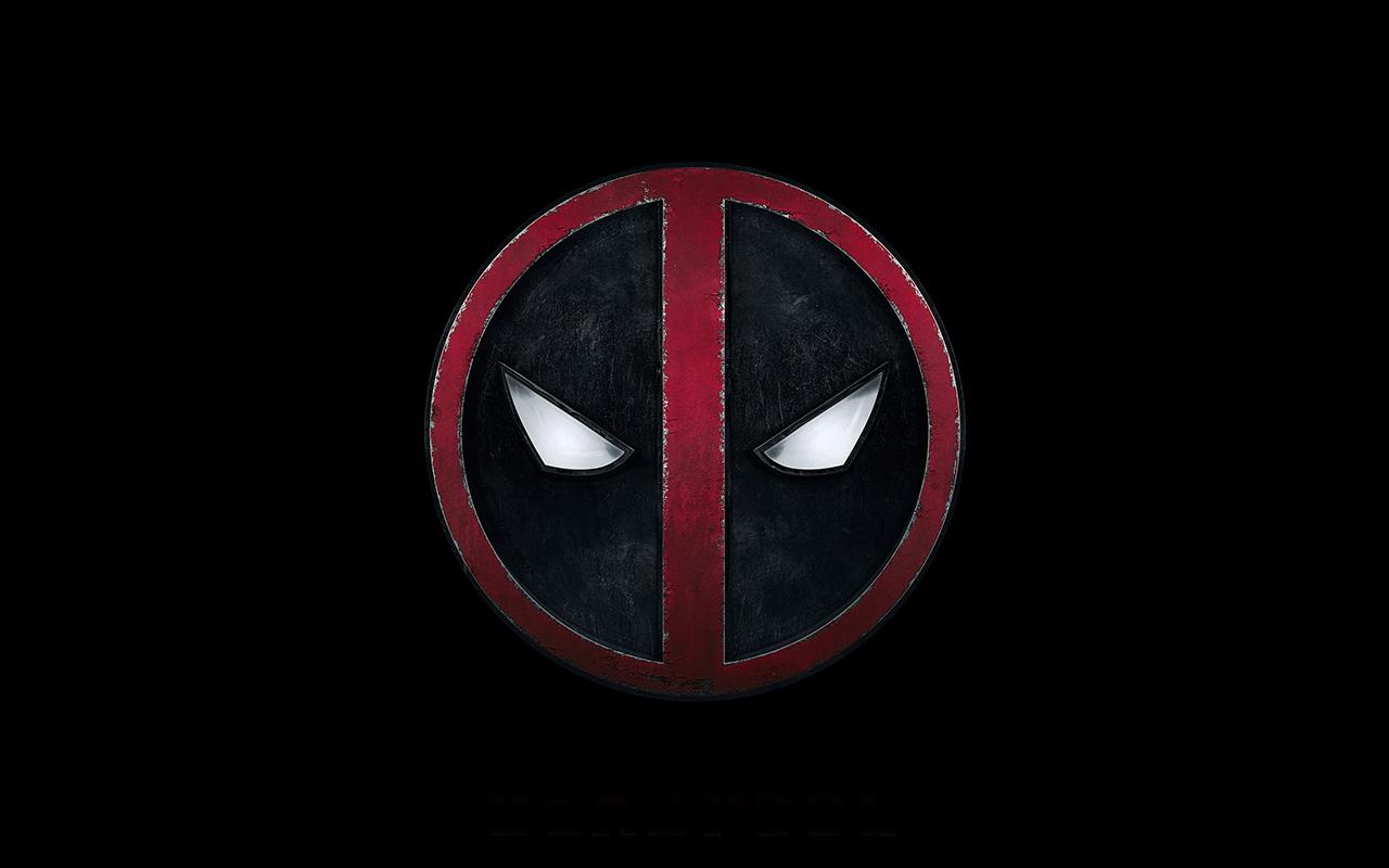 Deadpool Logo Wallpaper Hd 1280 X 1024