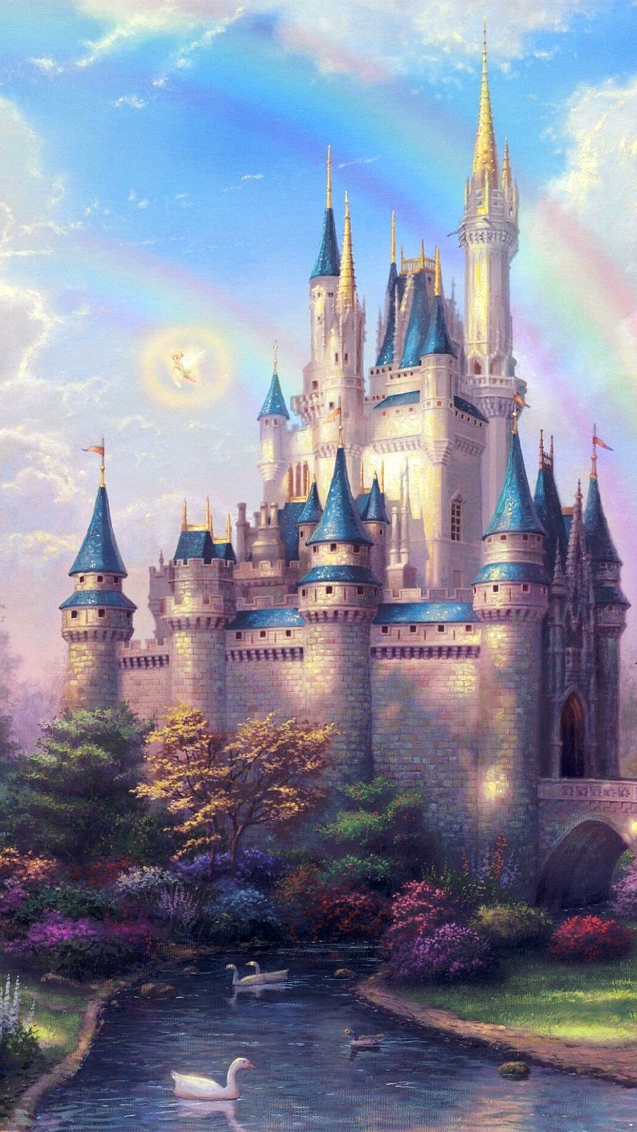 The Best Wallpaper For Iphone 7 Plus Papers Co Iphone Wallpaper Ap98 Fantasy Castle