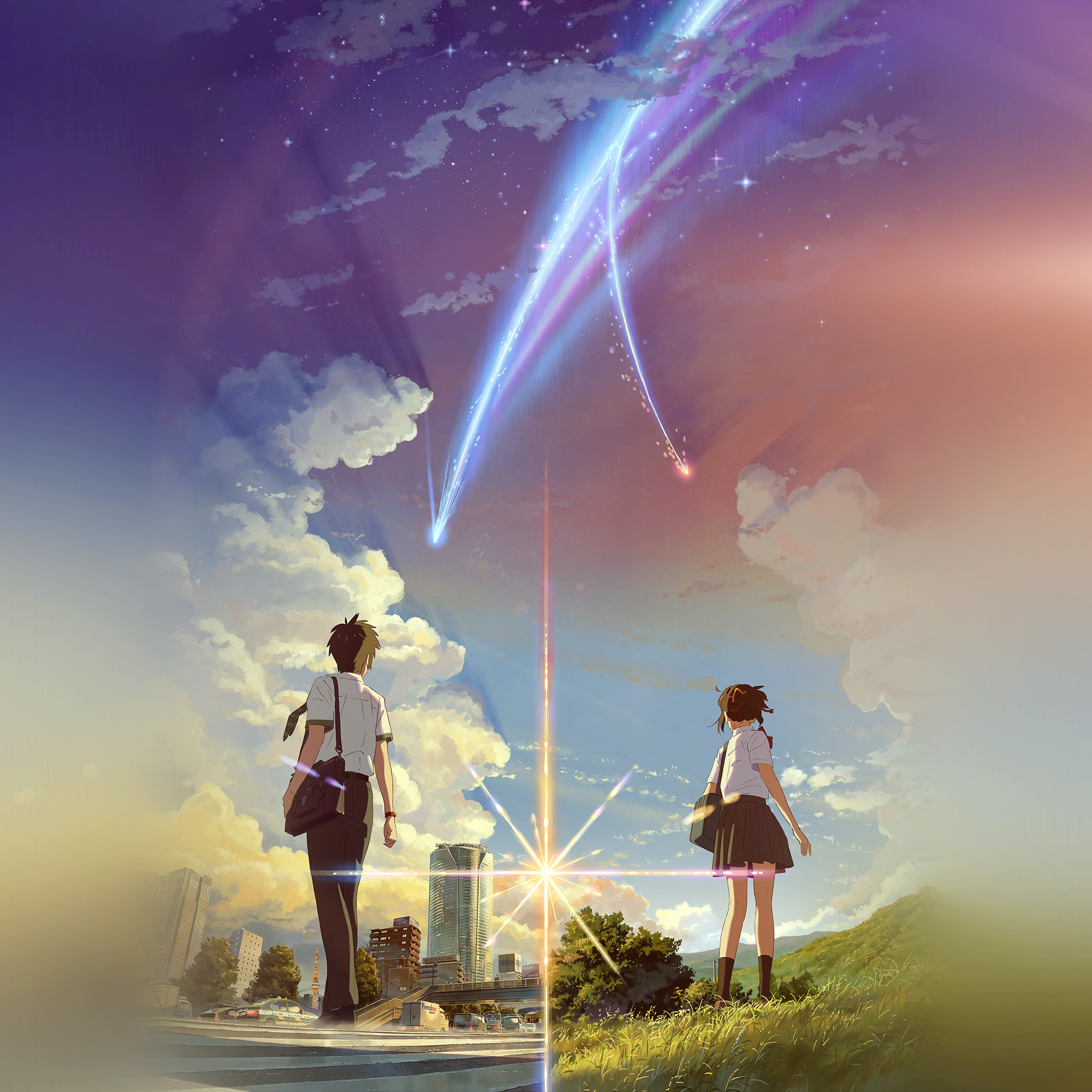 Small Cute Boy Wallpaper Ar29 Boy And Girl Anime Art Spring Cute Flare Wallpaper