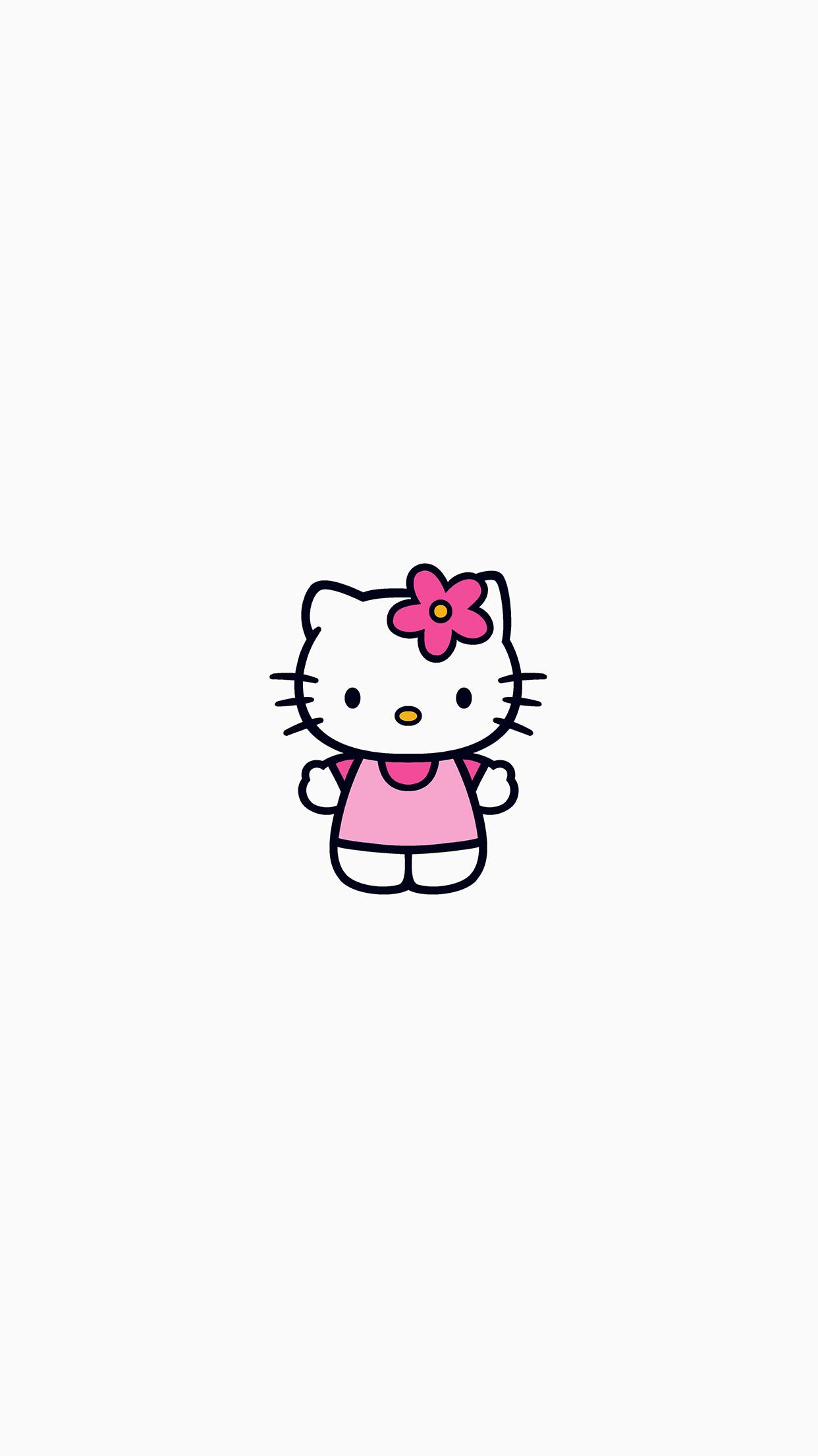 Lollipop Wallpaper Cute Ar87 Hello Kitty Logo Cute Art Illustration