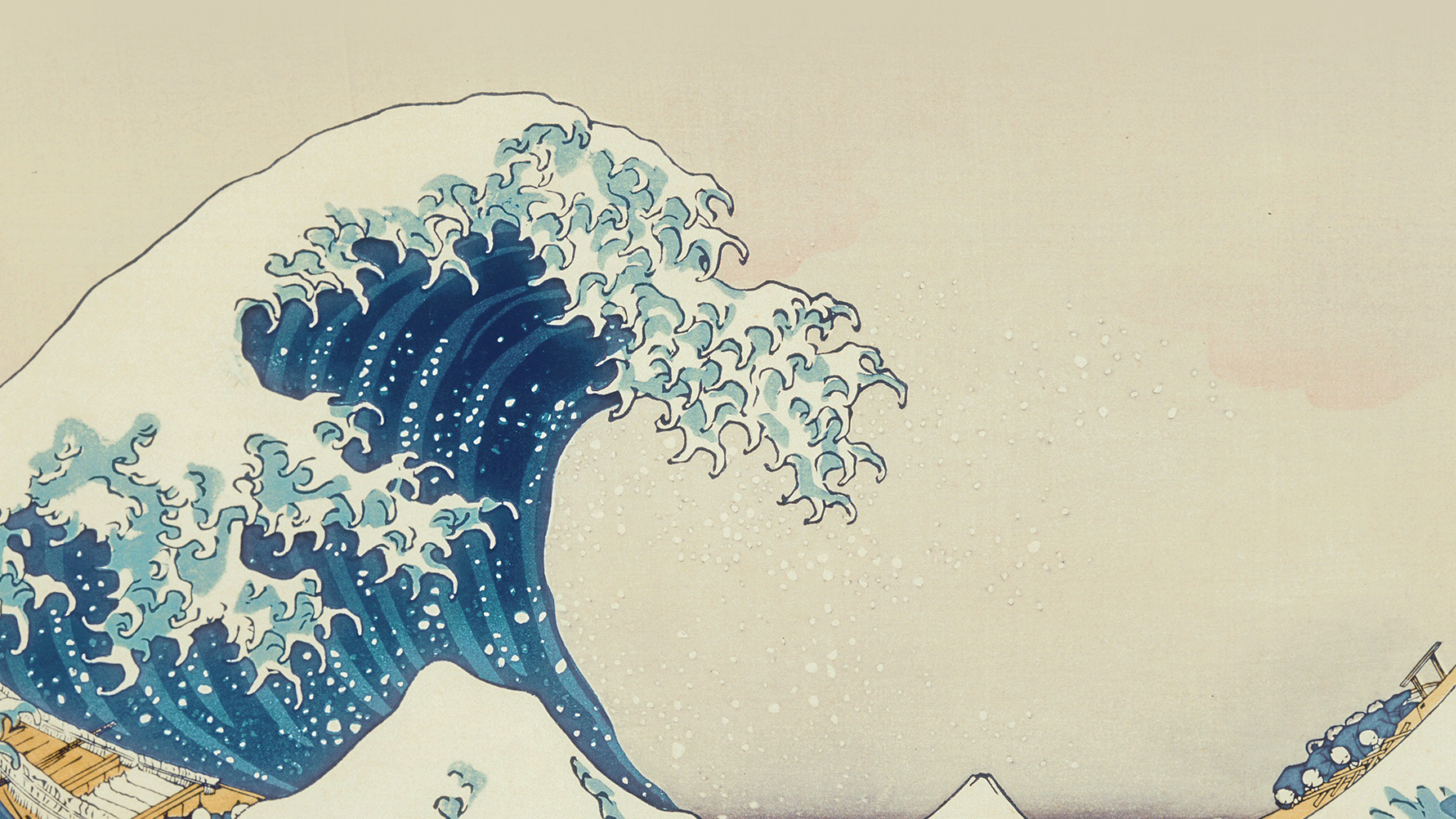 Fall Winter Iphone Wallpaper As11 Wave Art Hokusai Painting Classic Art Illustration